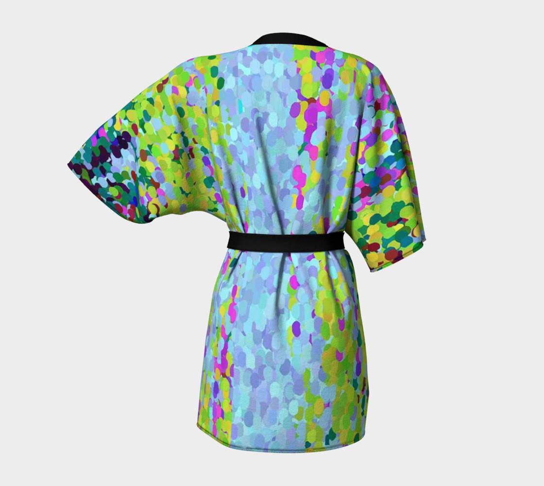 Monet Kimono Robe I preview #4