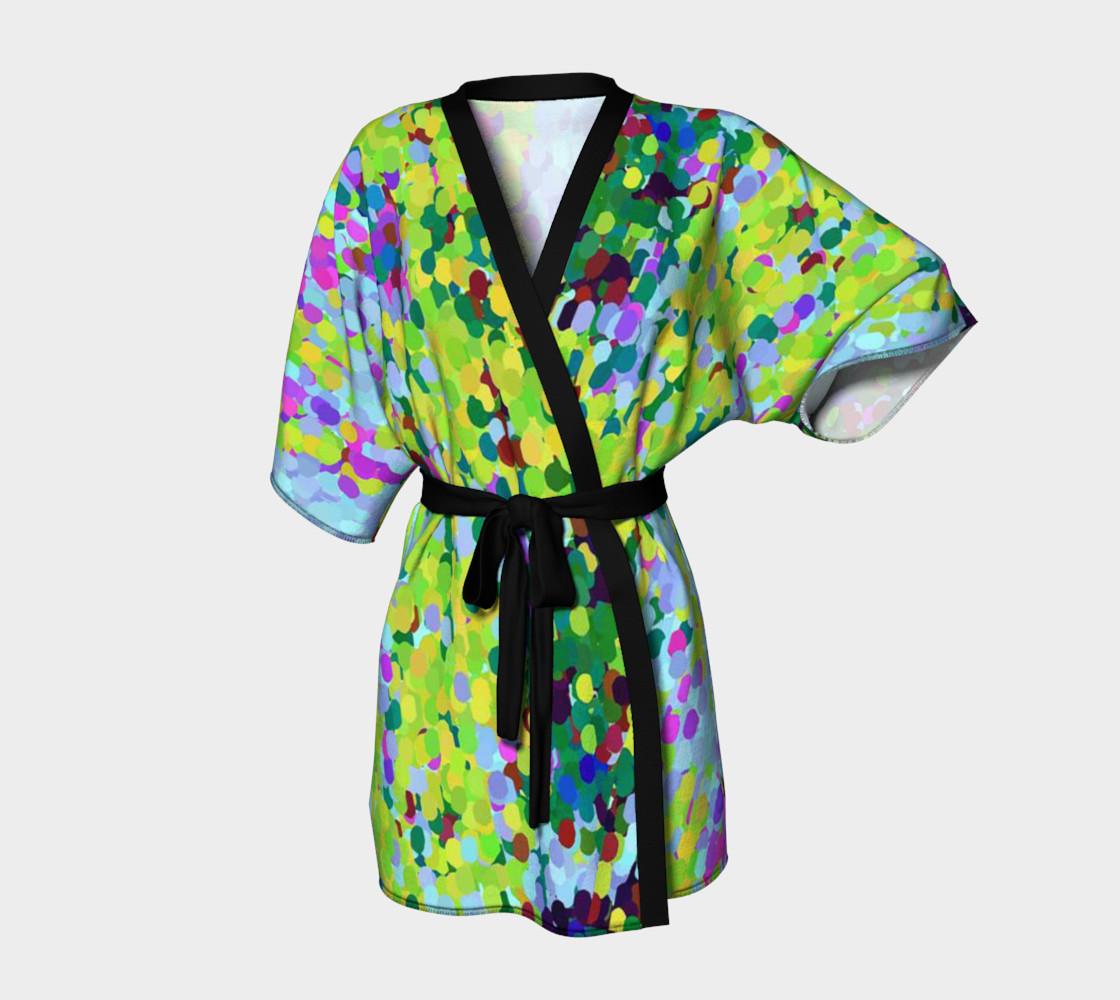Aperçu de Monet Kimono Robe I #1