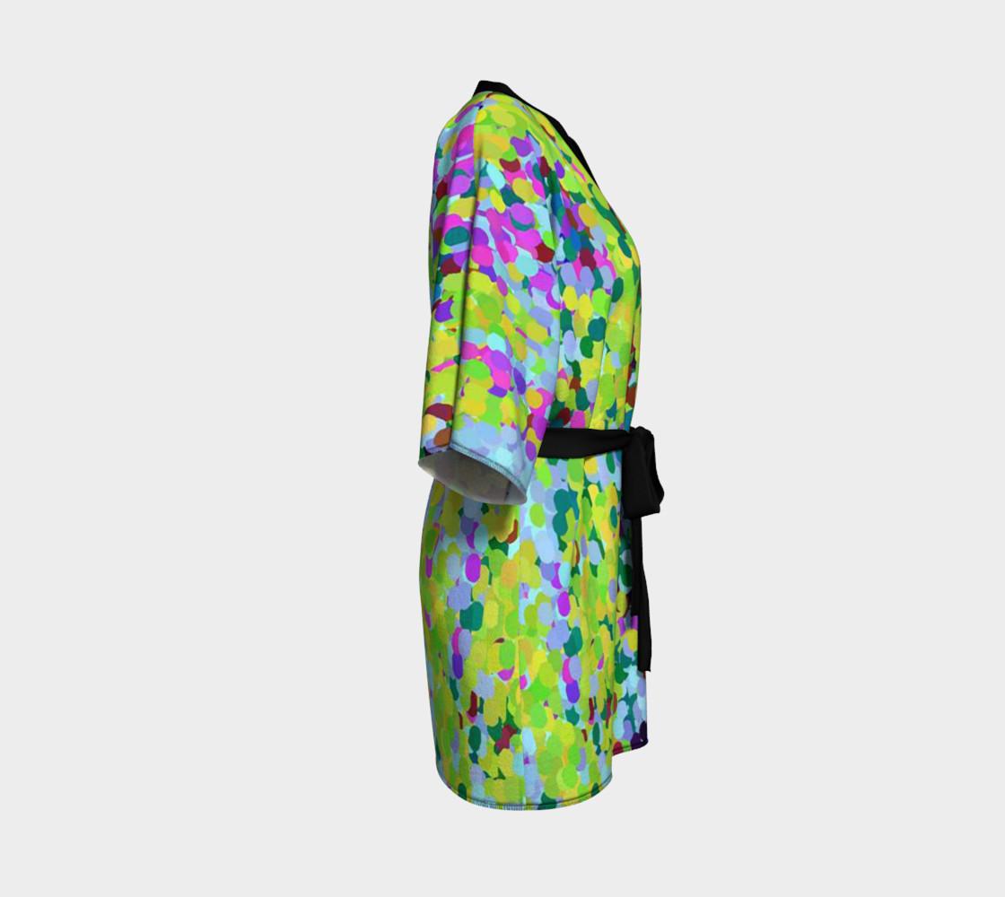 Monet Kimono Robe I preview #3