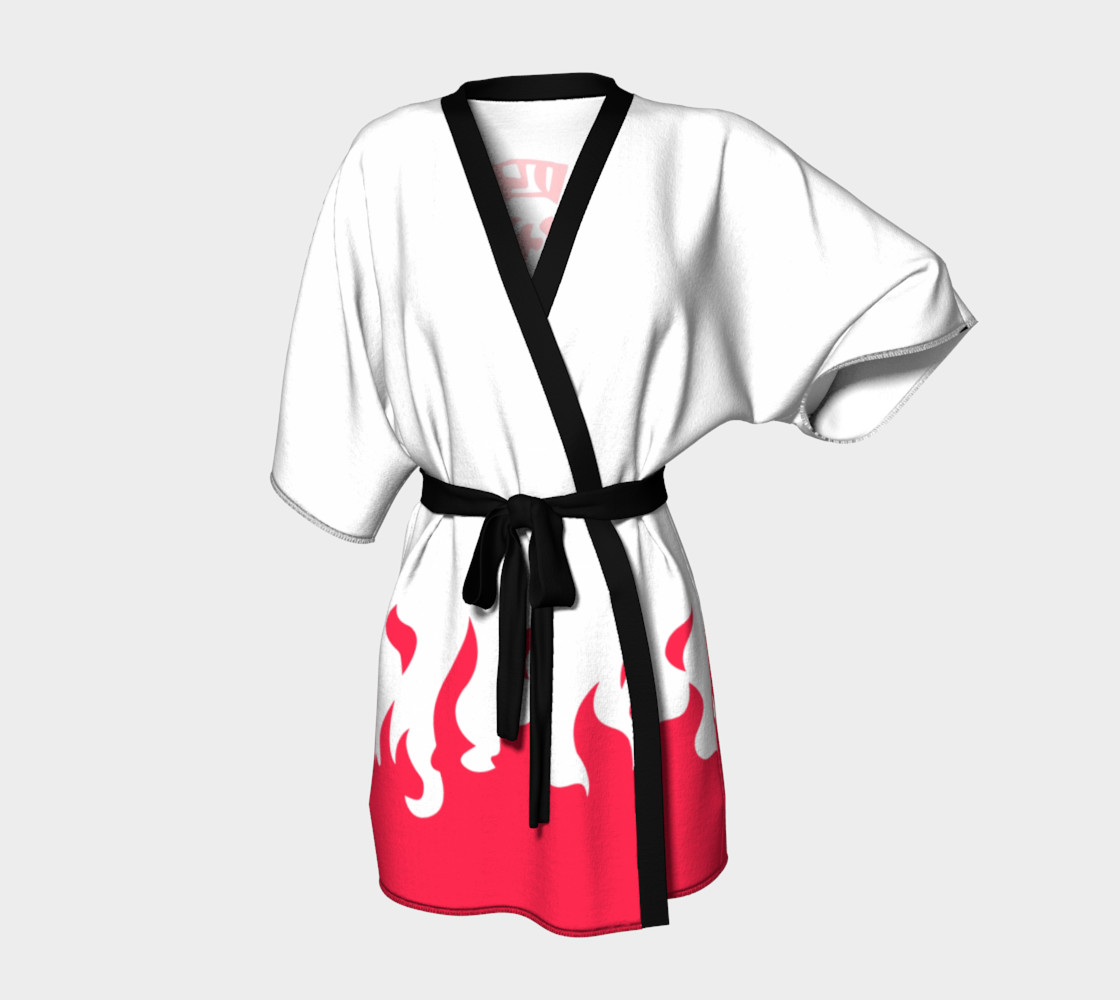 4th Hokage Kimono Robe preview #1