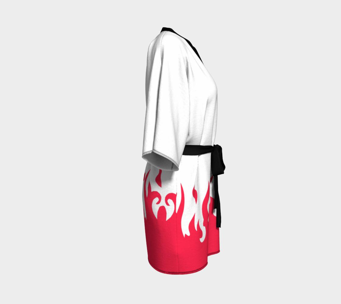 4th Hokage Kimono Robe preview #3