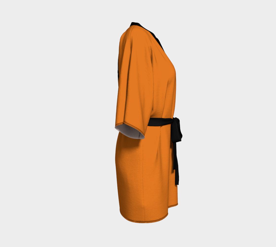 Dragonball goku gi kimono robe preview #3