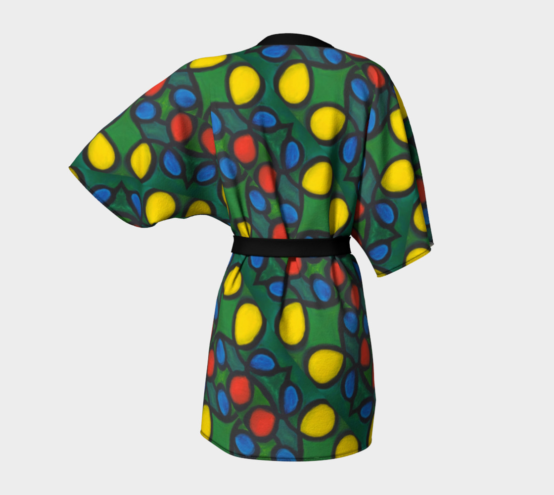 Belle Isle Mosaic II Kimono II preview #4
