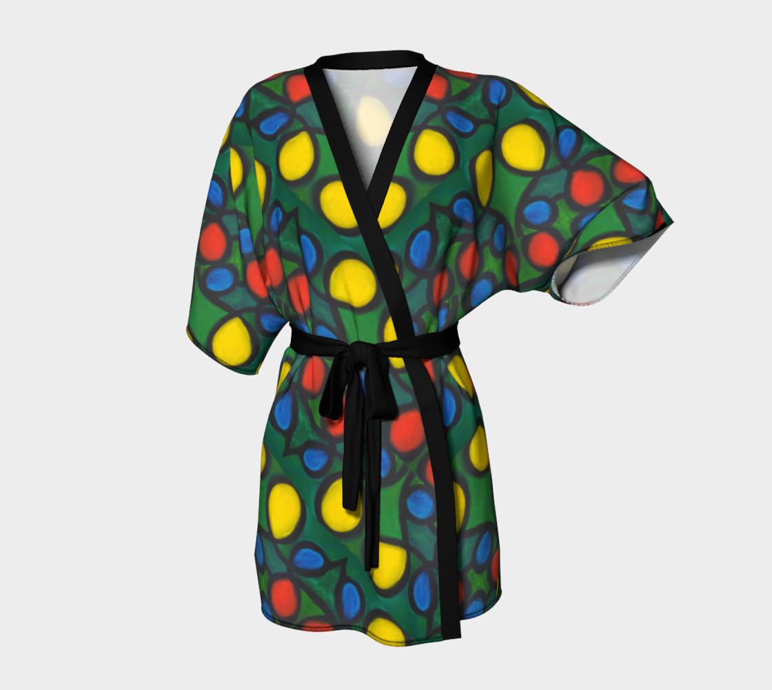 Belle Isle Mosaic II Kimono II preview #1