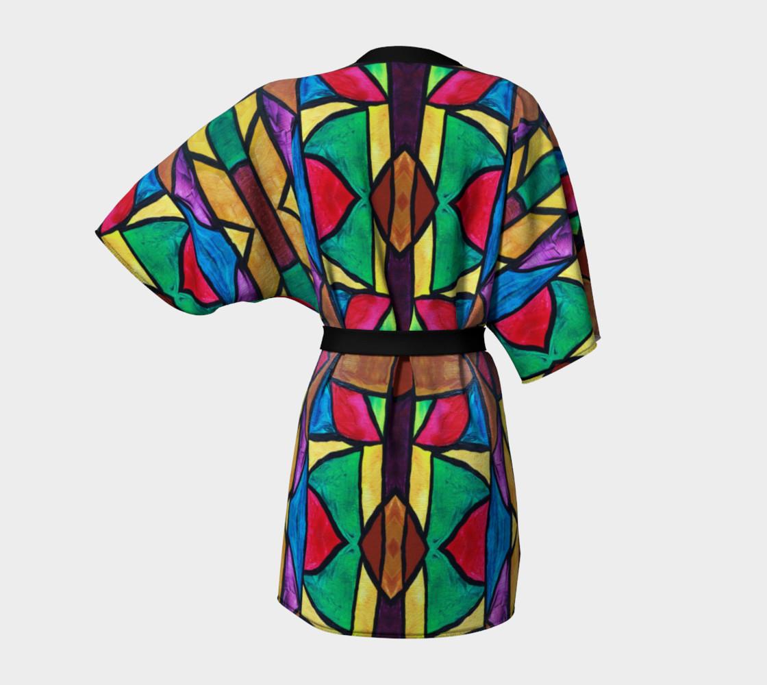 W. Grand Boulevard Kimono Robe preview #4