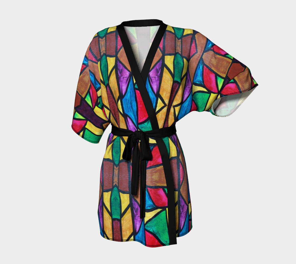 W. Grand Boulevard Kimono Robe preview #1