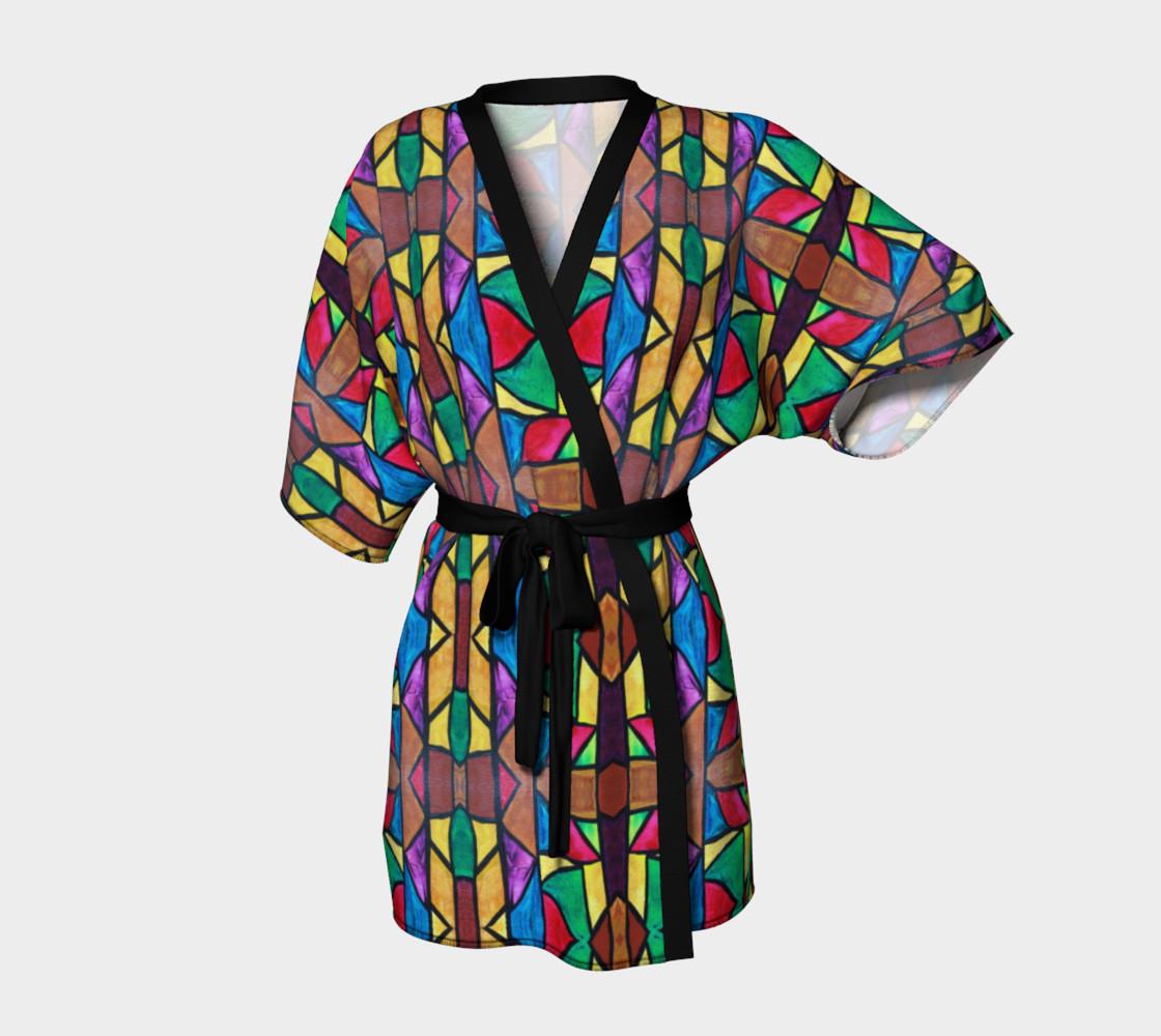 W. Grand Boulevard II Kimono Robe preview #1