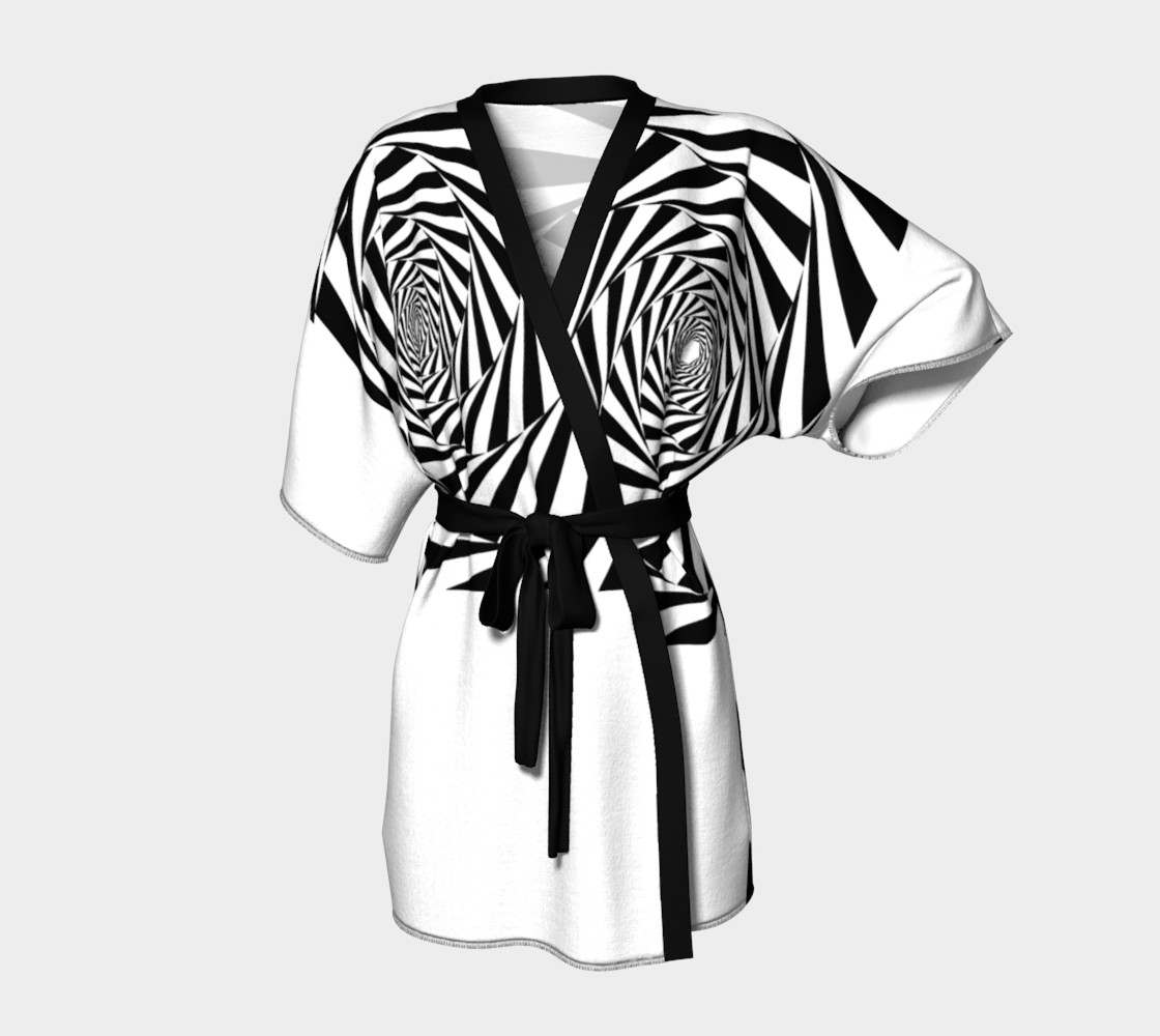 Hypnotic Kimono preview #1