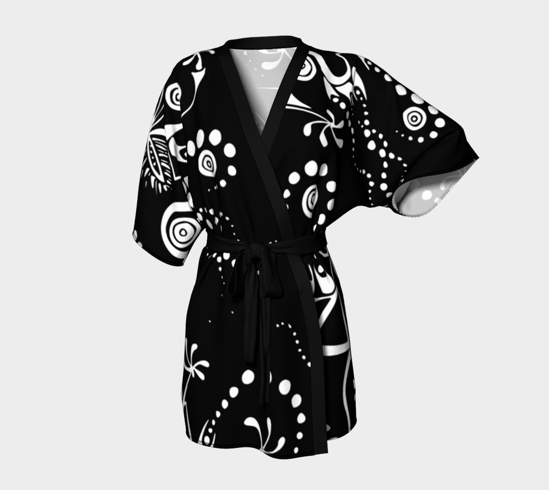 Aperçu de Effervescence - Kimono #1