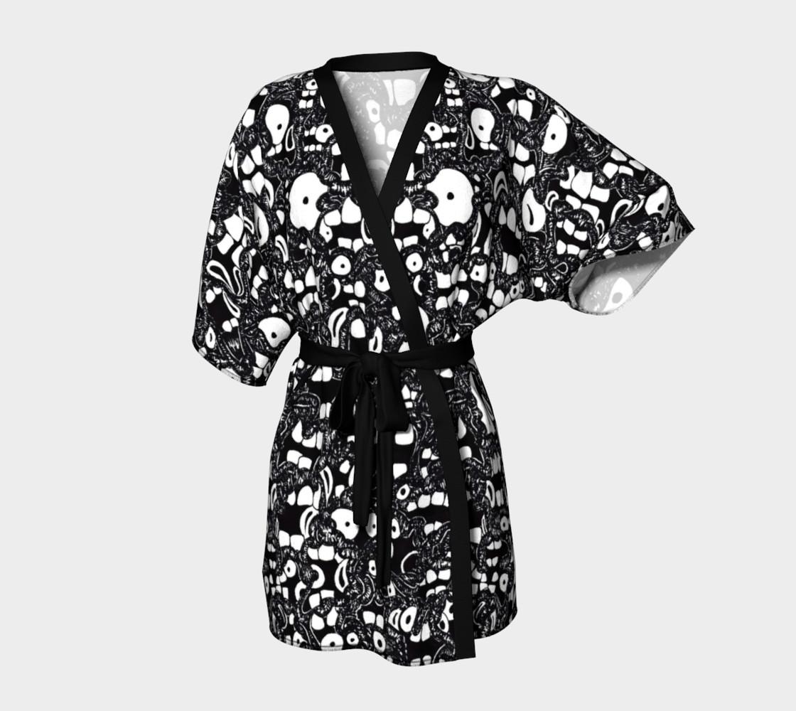 Recurring Monster Kimono Robe preview #1