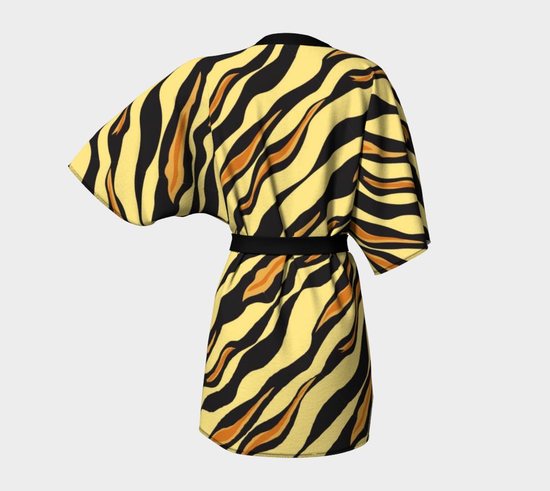 Aperçu de Animal Print Tiger Stripes #4