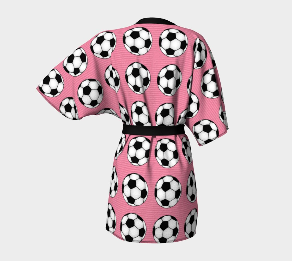 Aperçu de Soccer Balls - Pink #4
