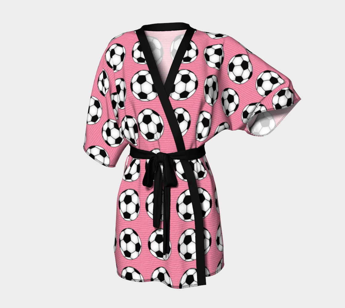 Aperçu de Soccer Balls - Pink #1