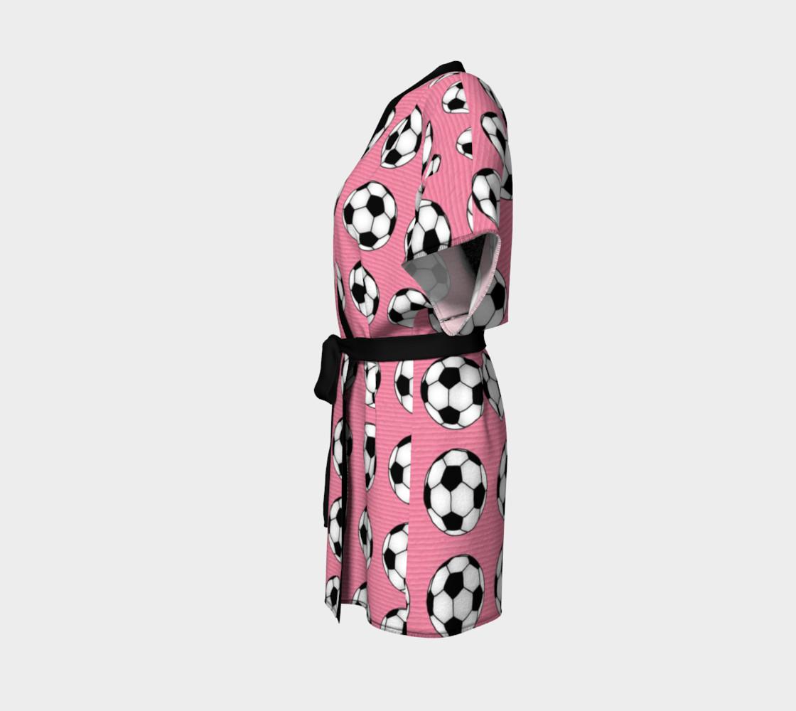 Aperçu de Soccer Balls - Pink #2