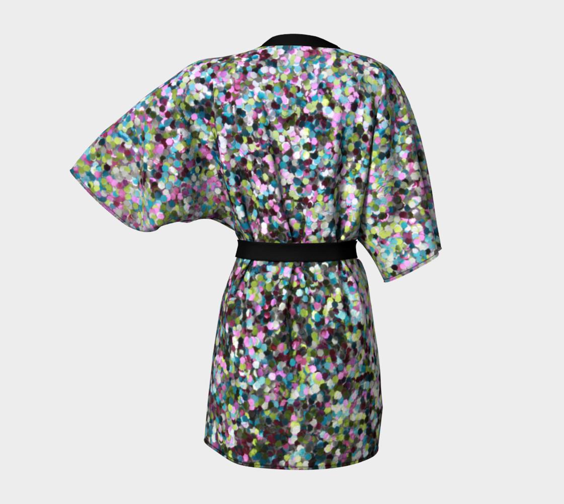 Kimono Robe Glitters preview #4