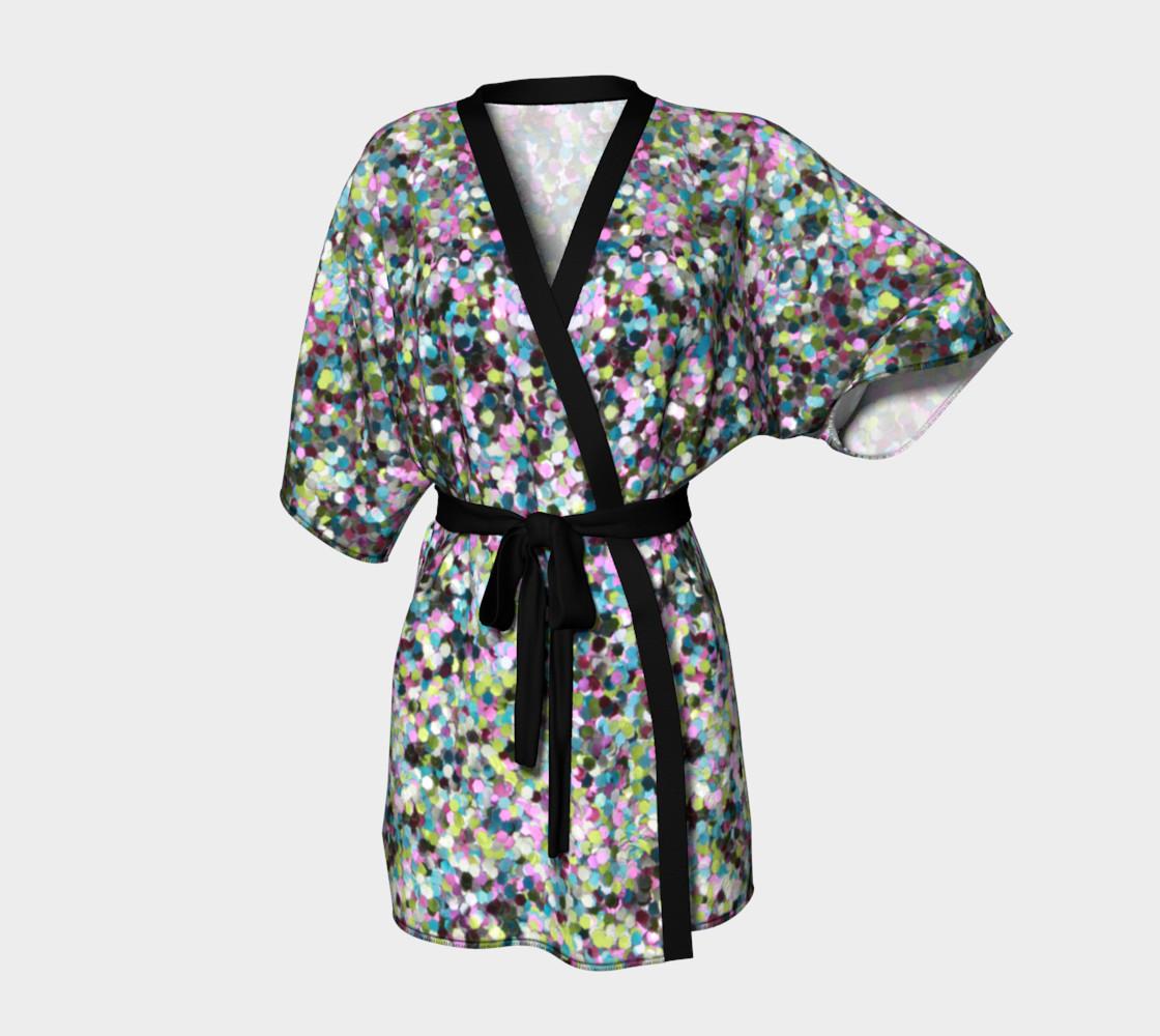 Kimono Robe Glitters preview #1
