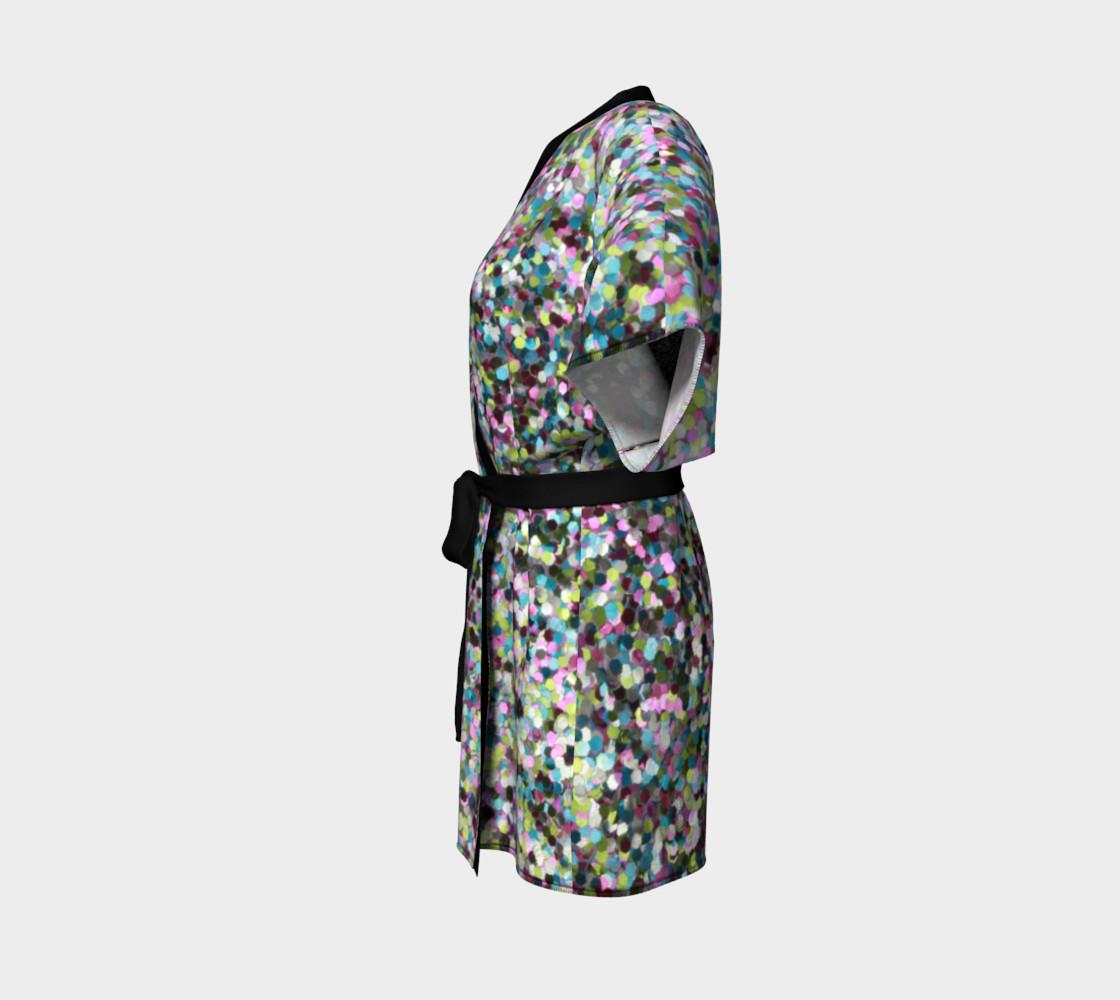 Kimono Robe Glitters preview #2