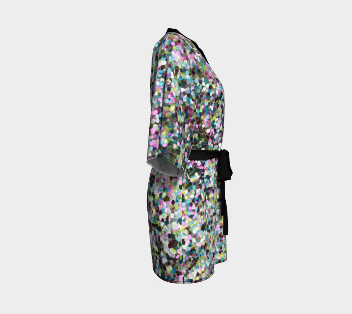 Kimono Robe Glitters preview #3