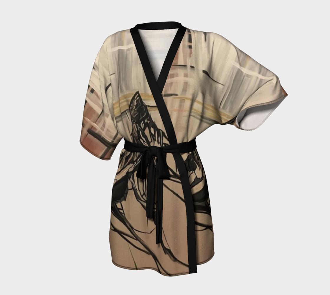 Aperçu de Wetterhorn Dressing Robe #1
