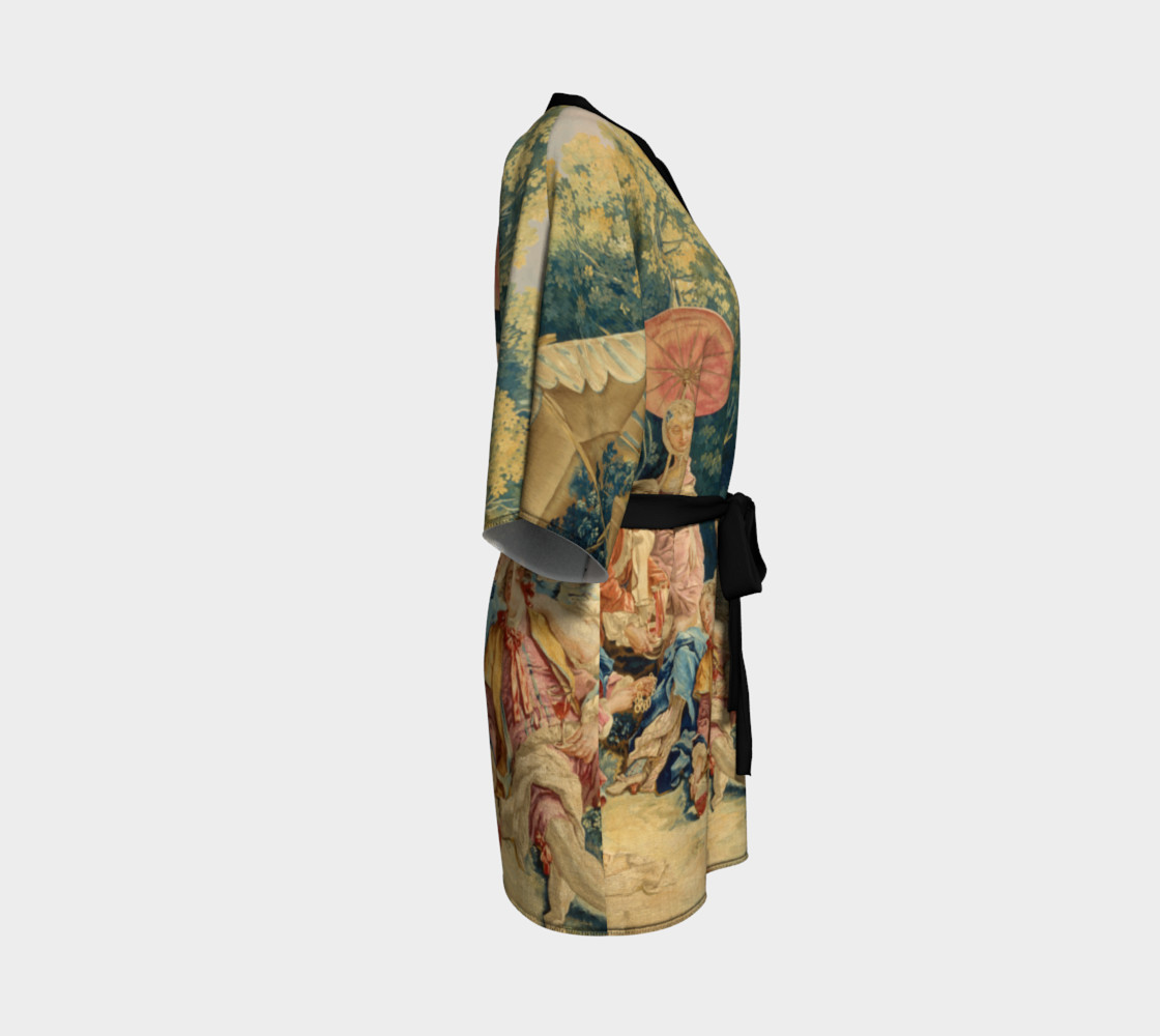 Pastoral Picnic Kimono preview #3