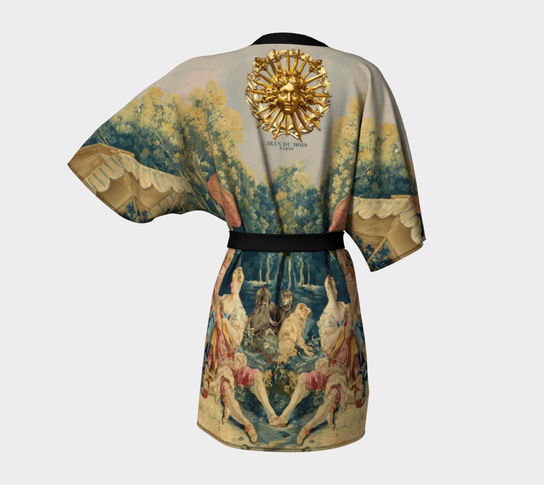 Pastoral Picnic Kimono Deux preview #4