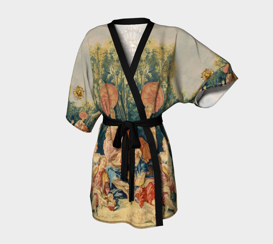 Pastoral Picnic Kimono Deux preview #1