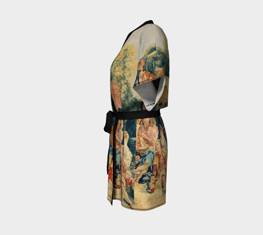 Pastoral Picnic Kimono Deux preview #2