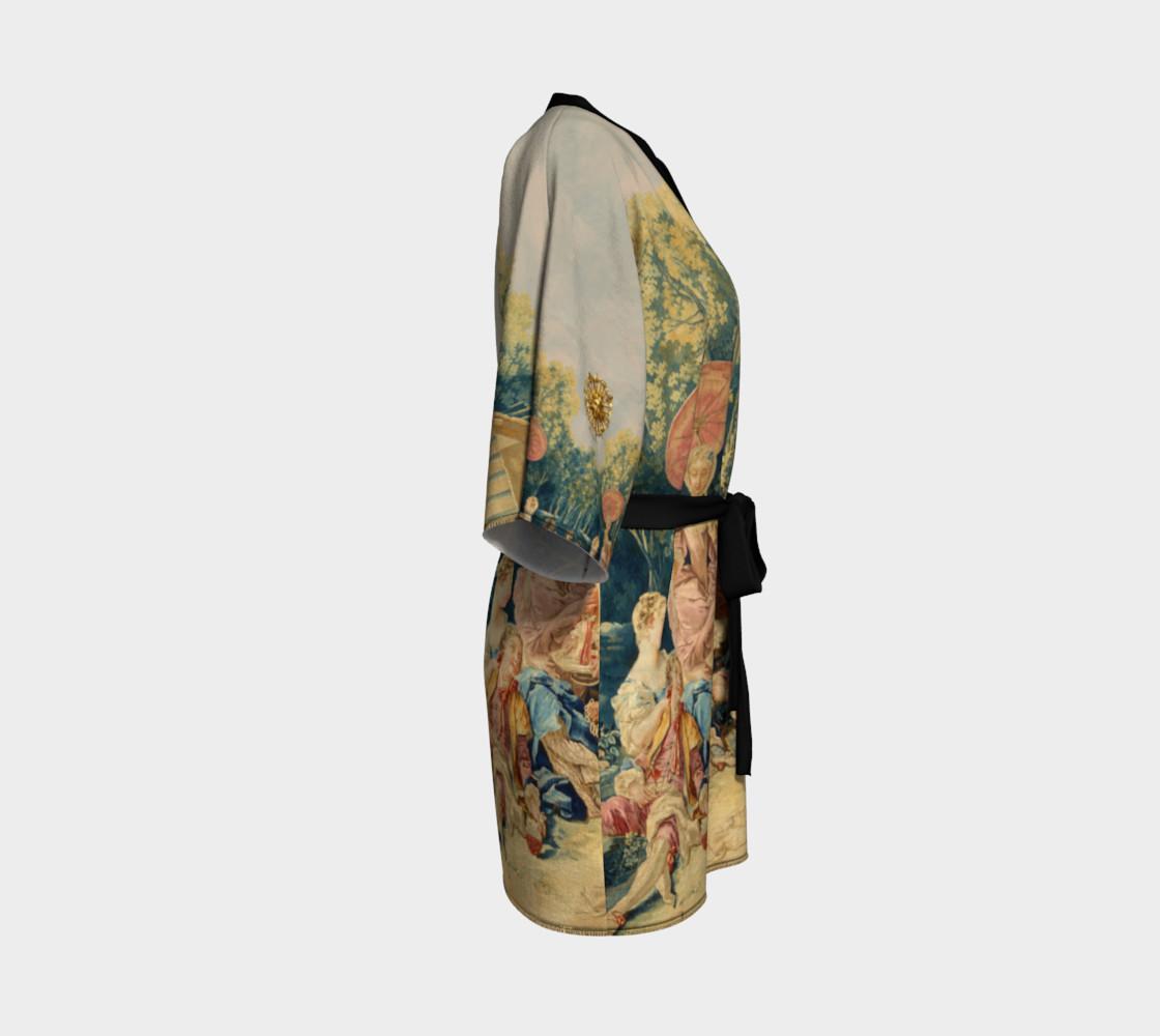 Pastoral Picnic Kimono Deux preview #3