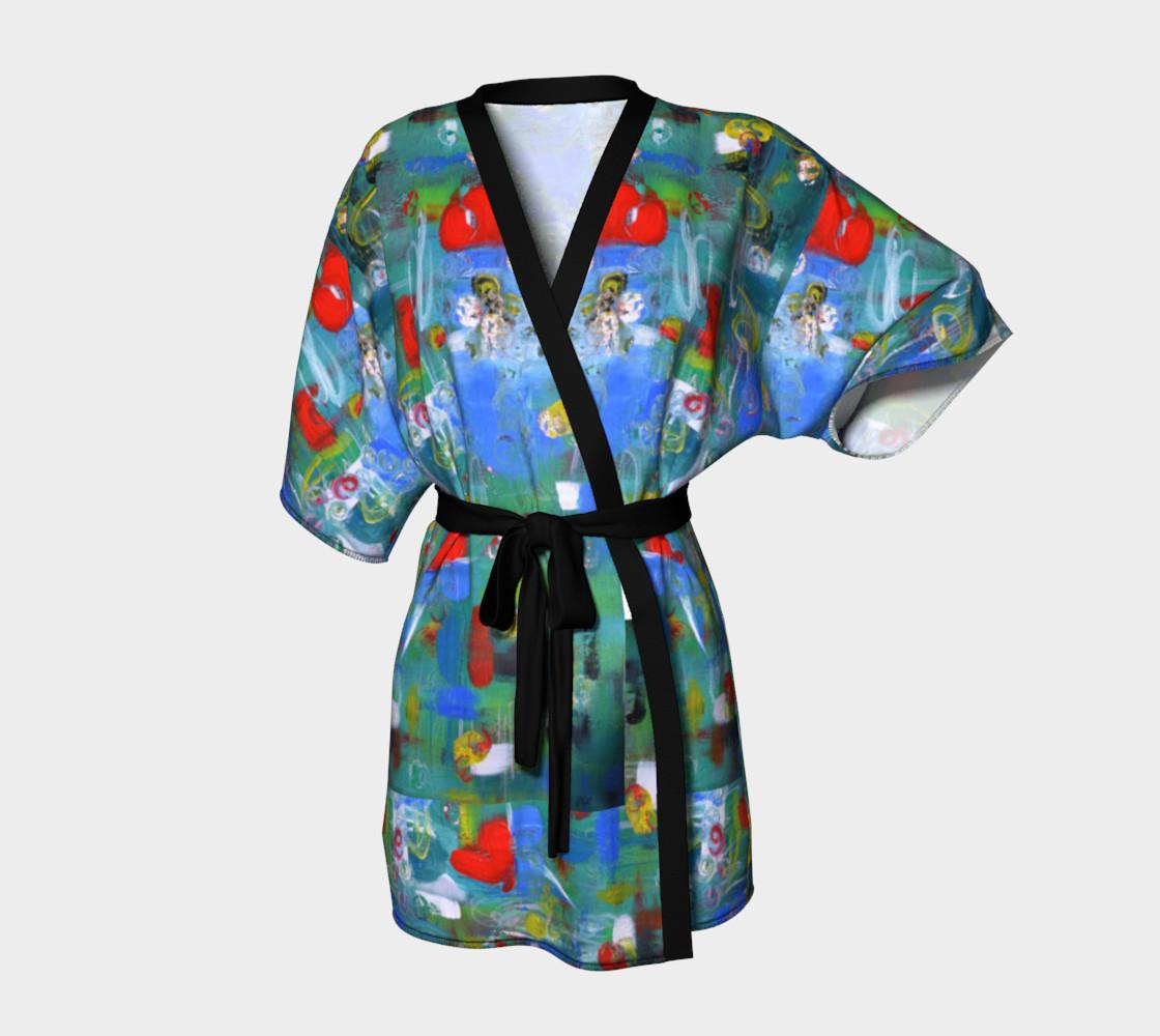 Because of You <3 Kimono Robe preview #1