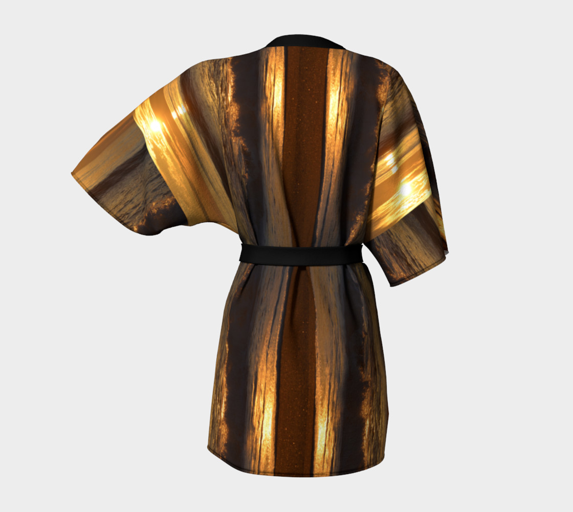 OBX Skies Sand Stripe Robe preview #4