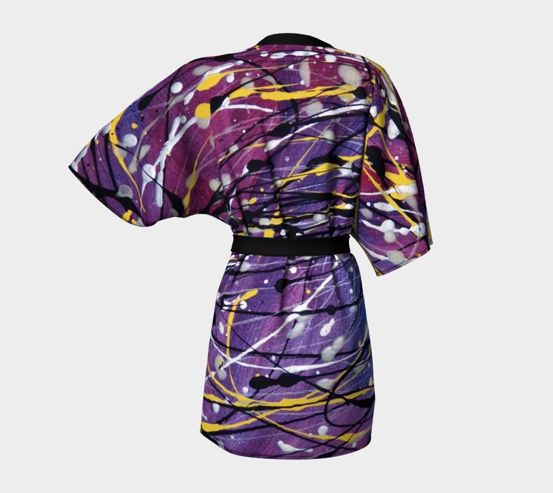 Galaxie Éclairante Kimono preview #4