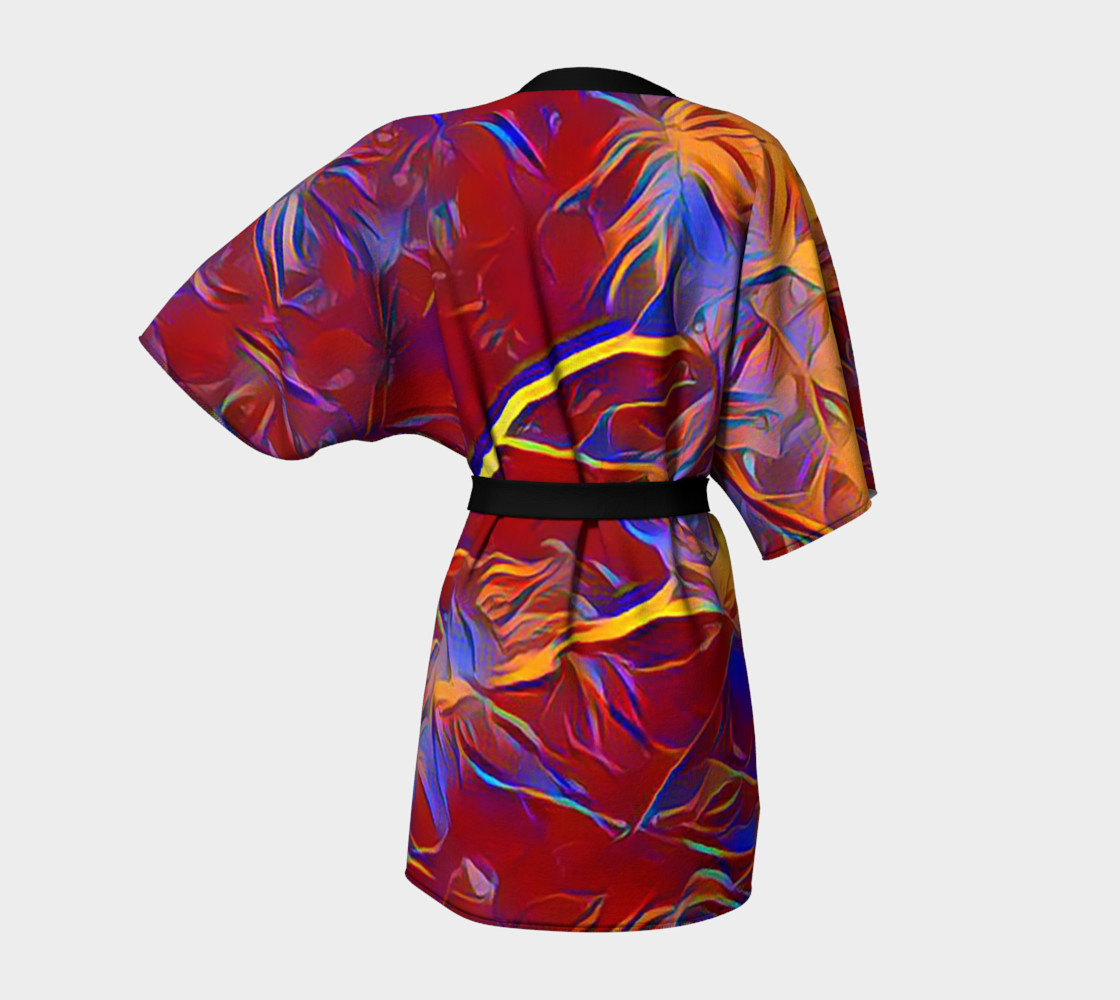 October Afternoon Kimono Robe preview #4