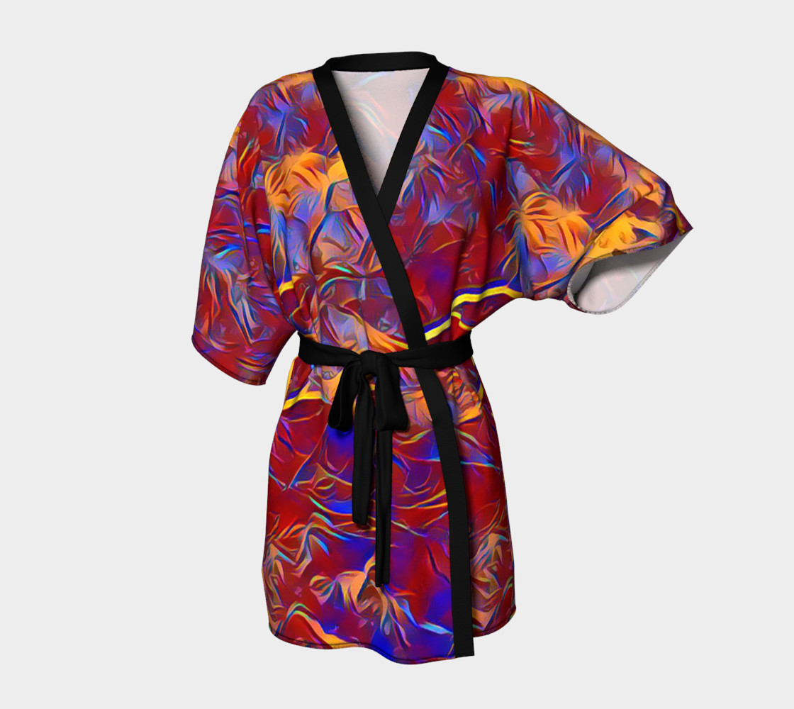 October Afternoon Kimono Robe preview #1