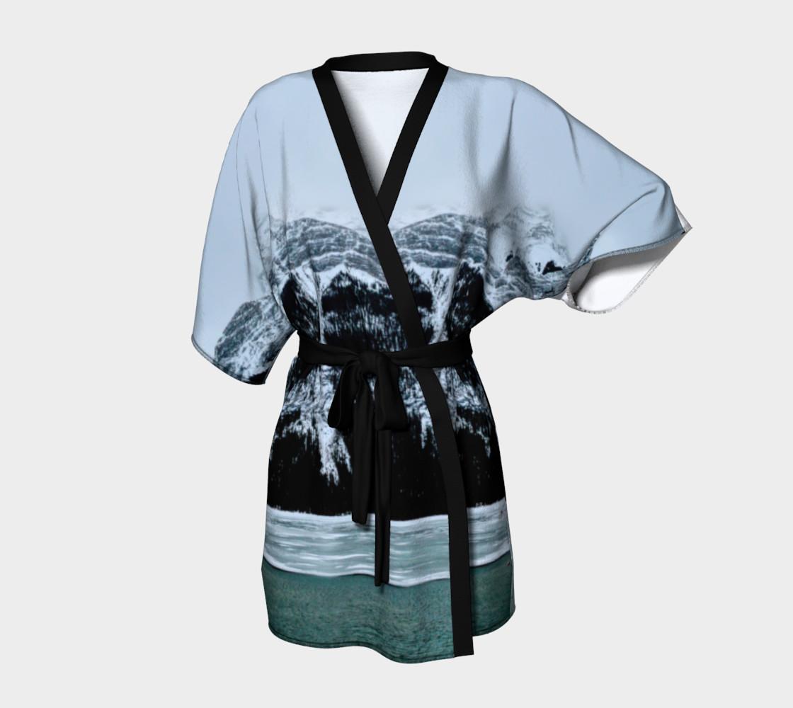 Canmore Kimono Robe preview #1