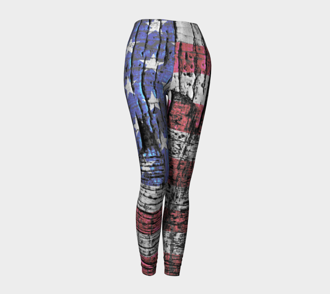 Wow Grunge American Flag preview #1