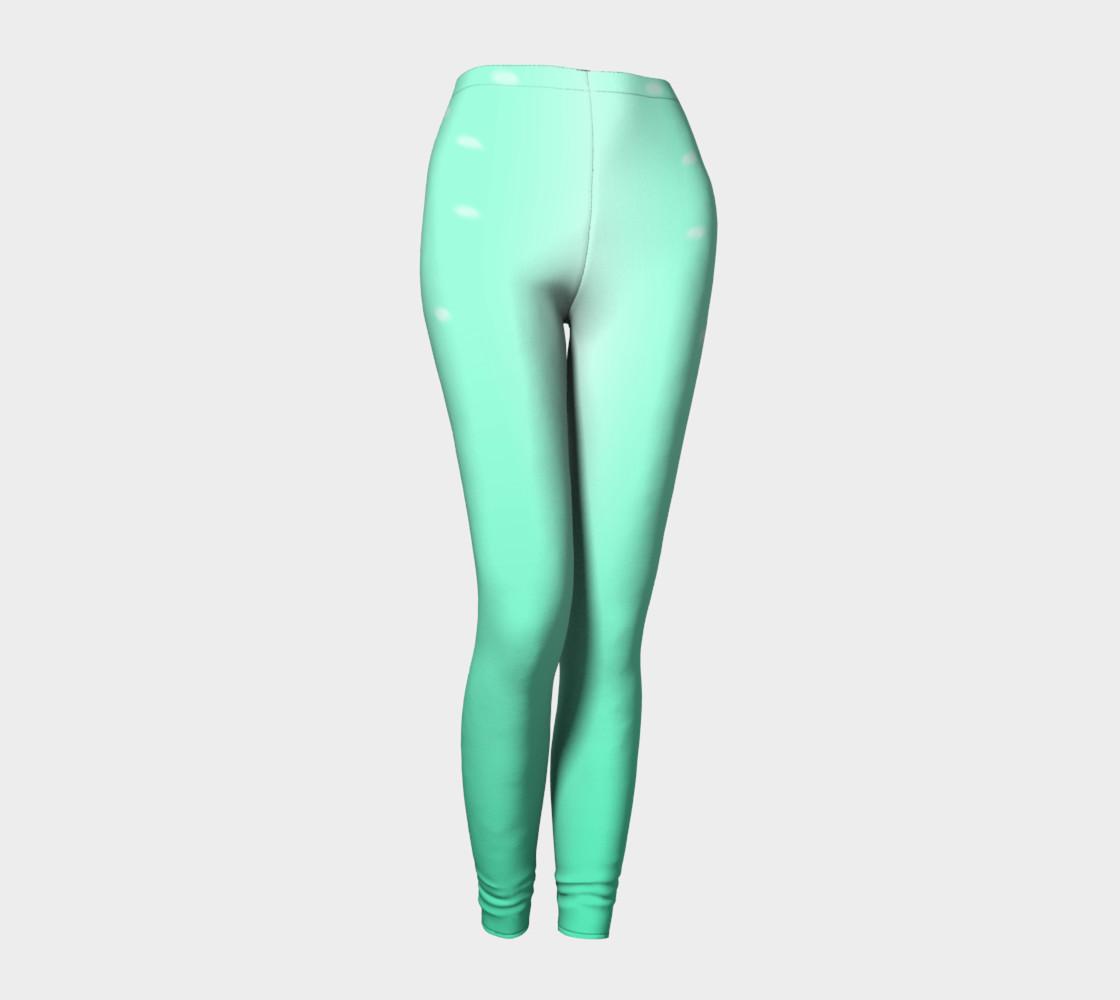 Sea Foam Faun leggings preview #1