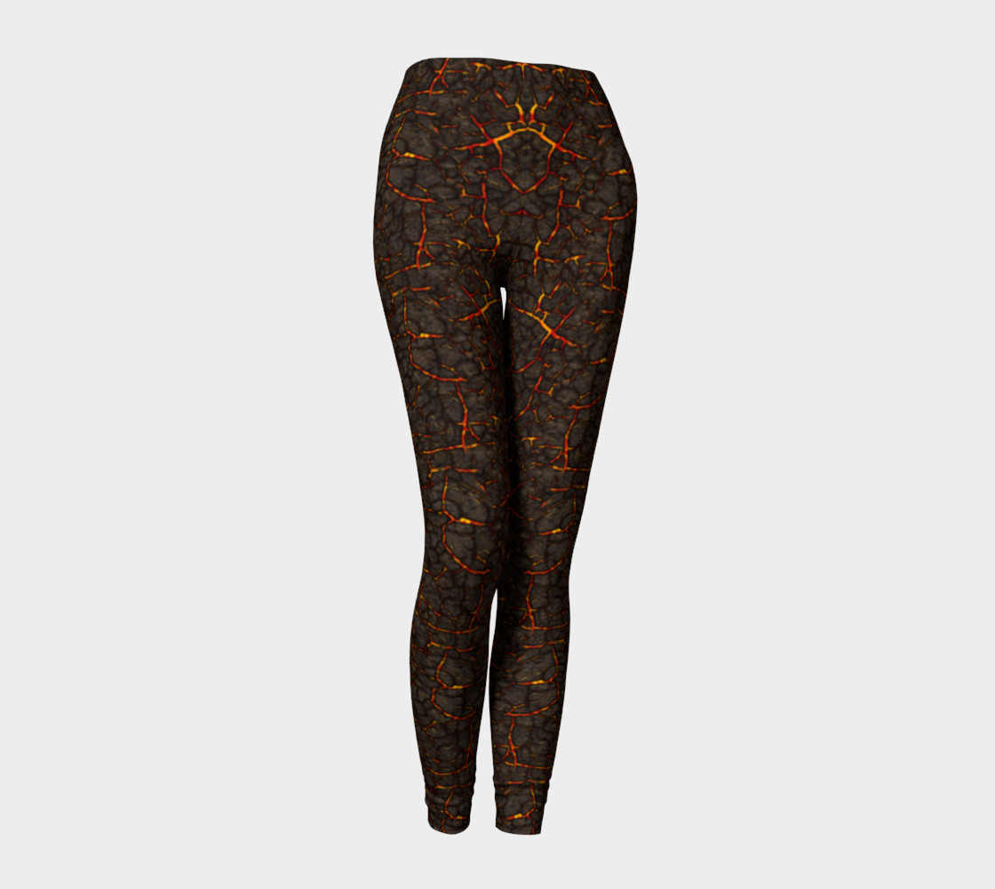 Lava Legs preview #1
