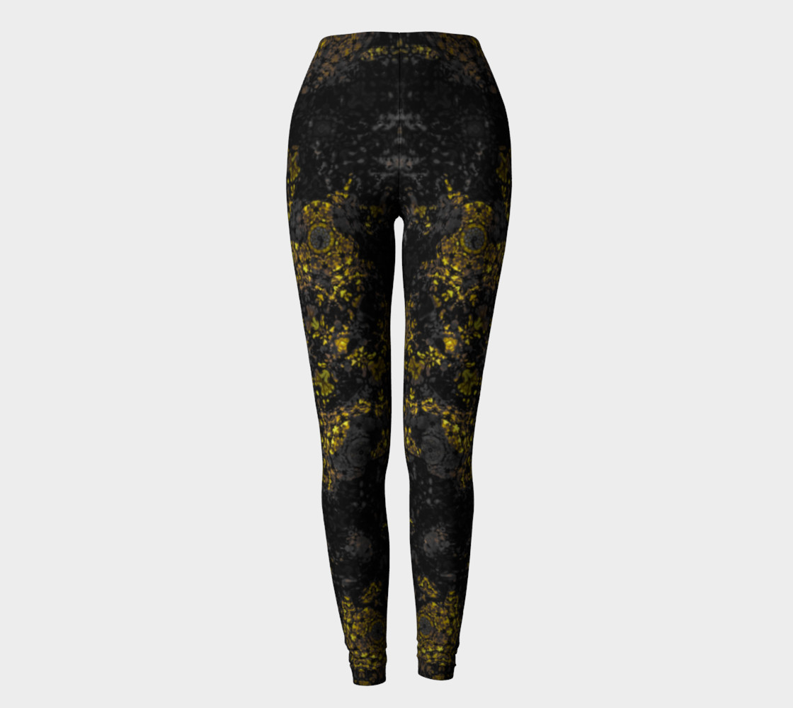 Gold Reign Leggings preview #2