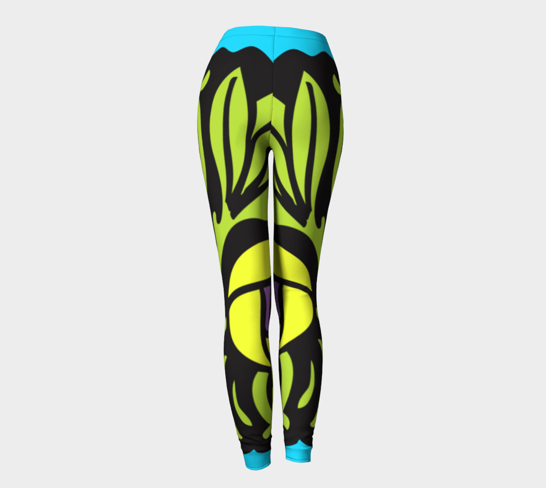Bold and Beautiful Leggings preview #4