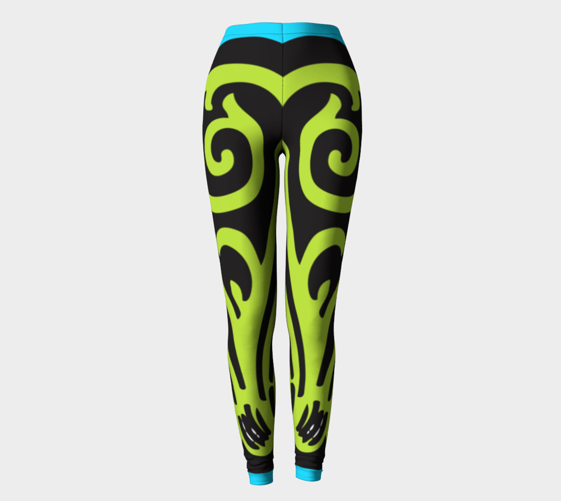 Bold and Beautiful Leggings preview #2
