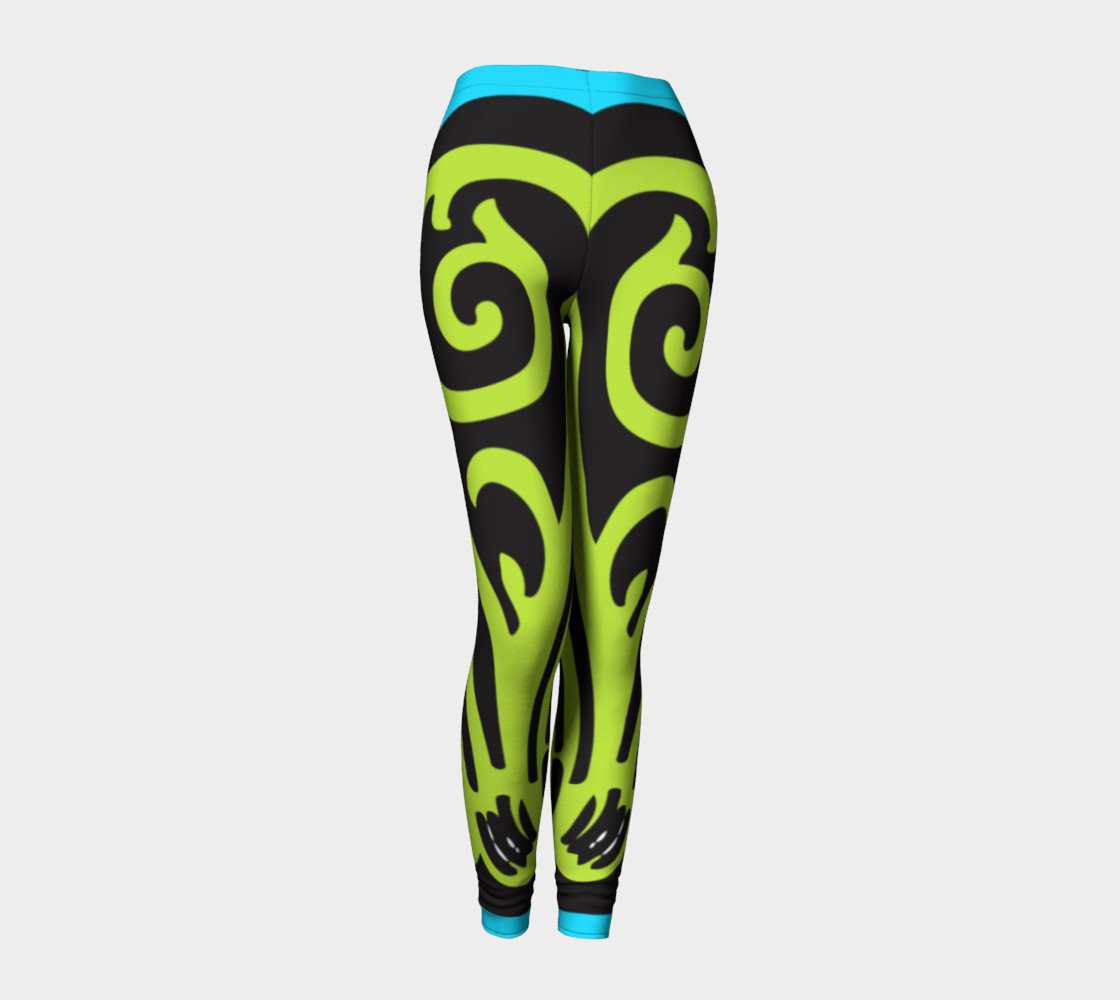 Bold and Beautiful Leggings preview #1