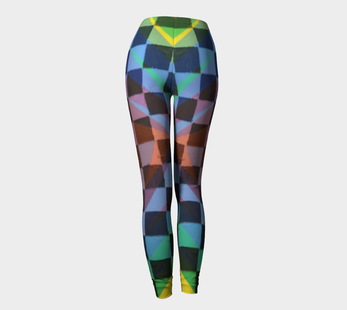 Synthesizer leggings preview #4