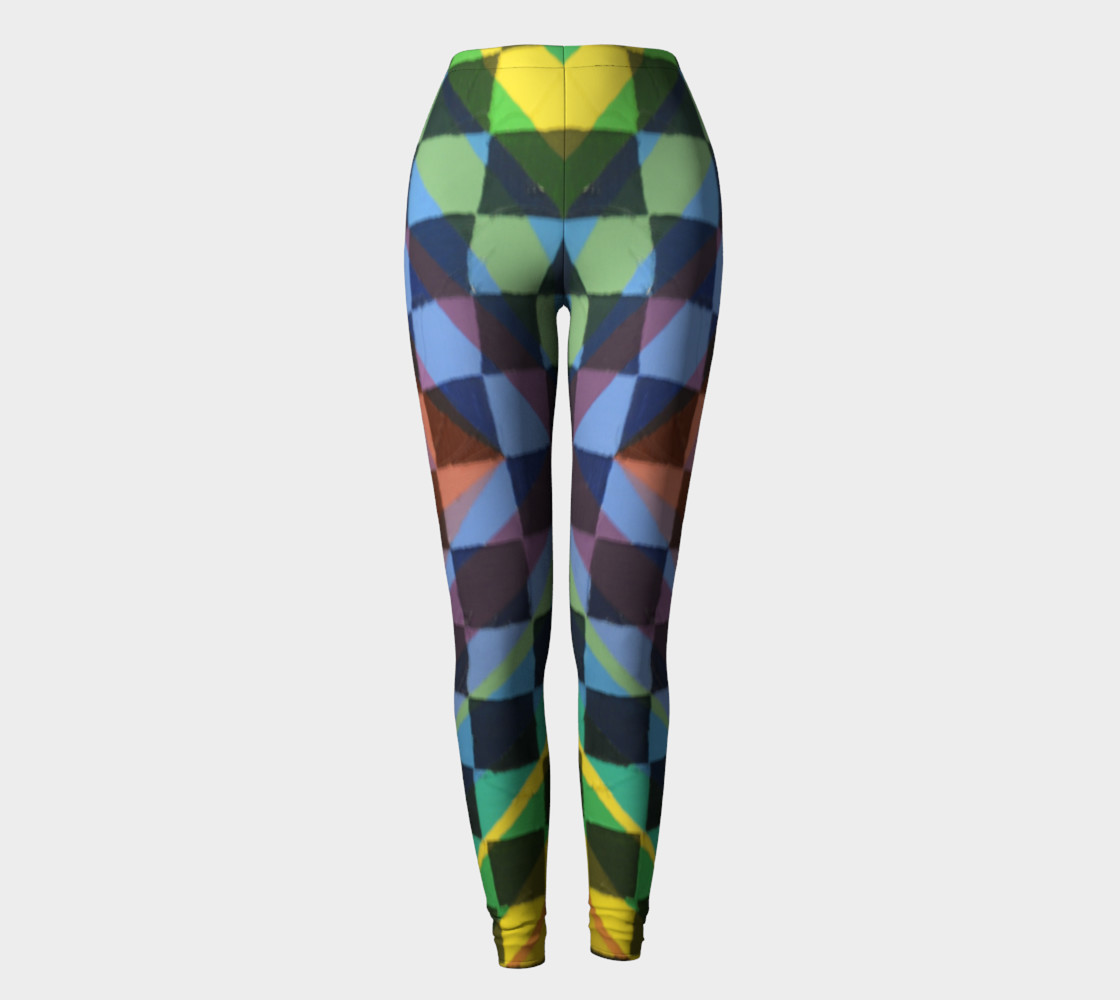 Synthesizer leggings preview #2