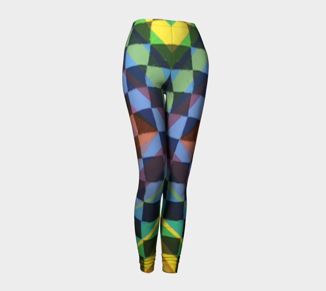 Synthesizer leggings preview #1