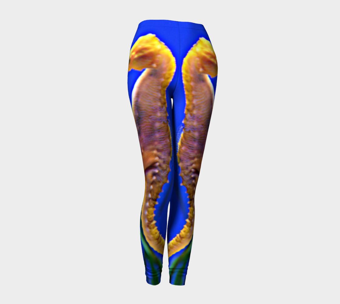 Dancing Seahorses Leggings  preview #1