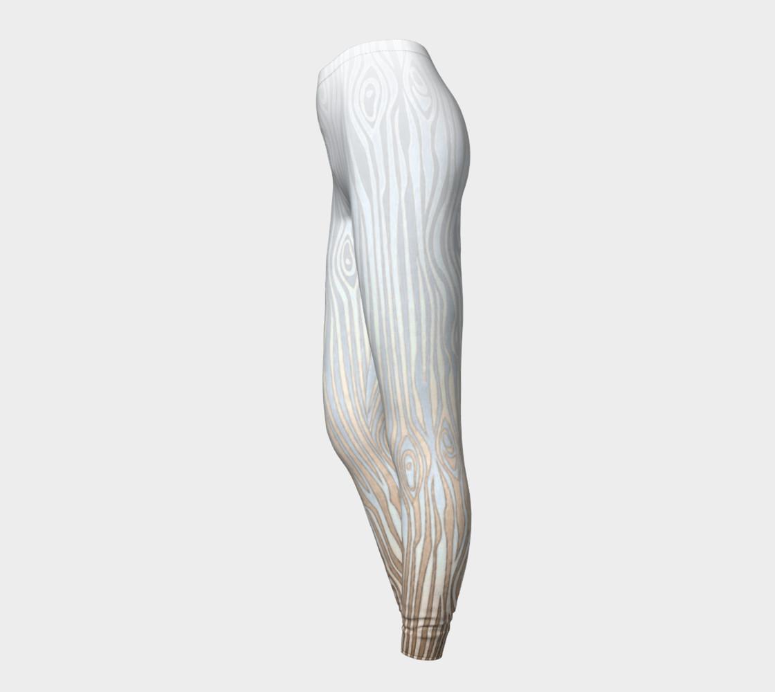 White Tree Bark Leggings preview #3