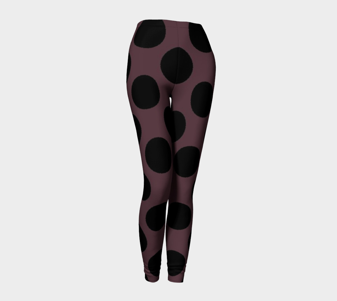 Drink the Wine Leggings 1950 preview #1