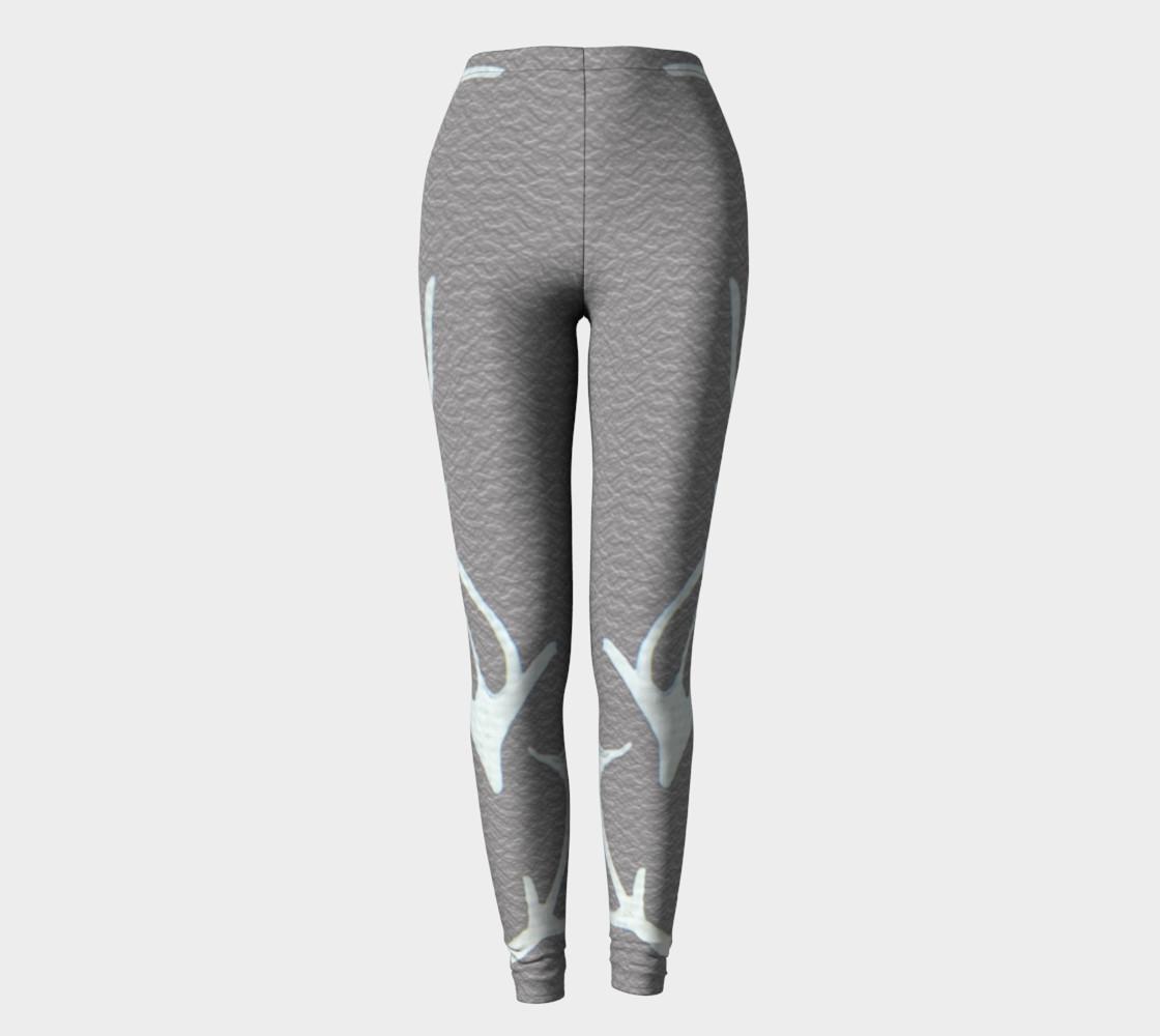 grey leggings preview #2