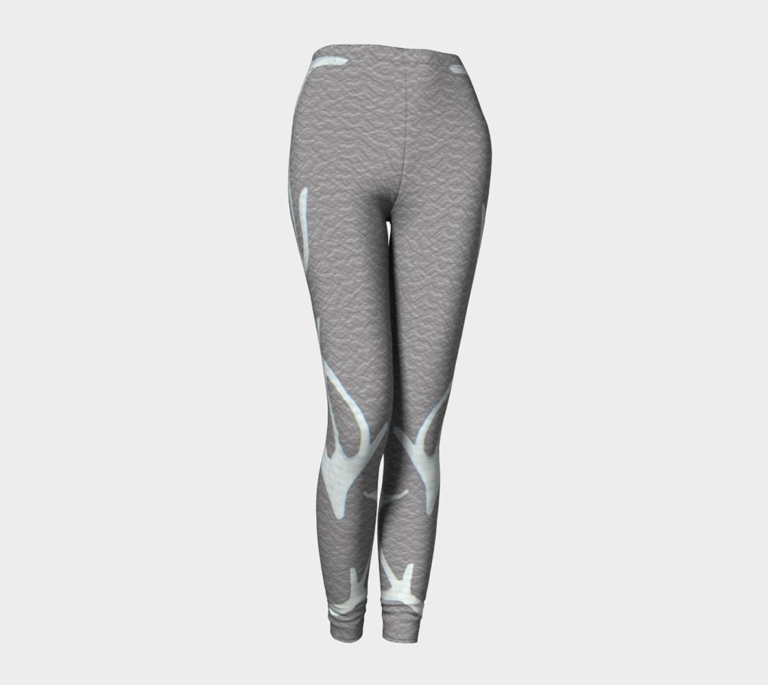 grey leggings preview #1