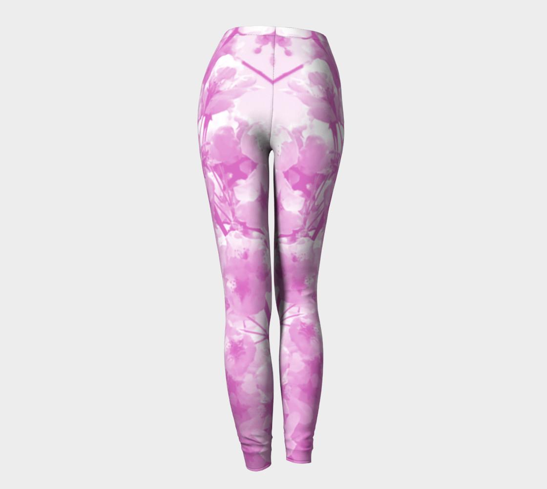 Cherry Blossom Leggings preview #4
